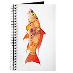 Orange Koi 5 Journal