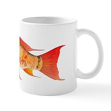 Orange Koi 5 Mugs