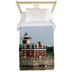 Hudson Athens Lighthouse Twin Duvet Cover