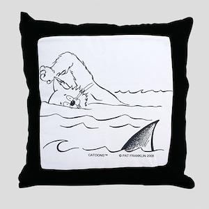 Catoons Throw Pillow