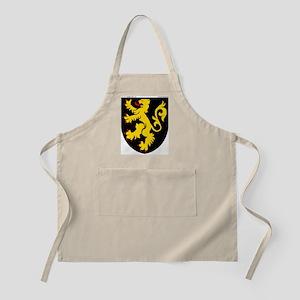 Belgium: Heraldic BBQ Apron