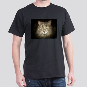Mr. Cat Dark T-Shirt