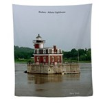 Hudson Athens Lighthouse Wall Tapestry
