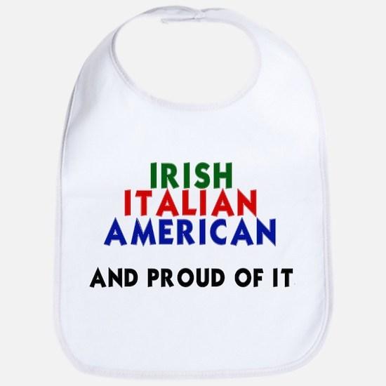 Irish-Italian-American...and  Bib