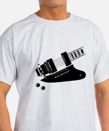 Air Guitar (right handed) T-Shirt