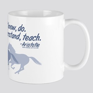Those that understand, teach Mug
