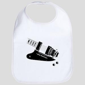 Air Guitar (left handed) Bib