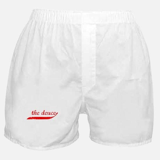 The Deuce!!! Boxer Shorts