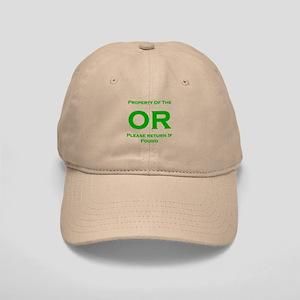 OR Prop green Cap