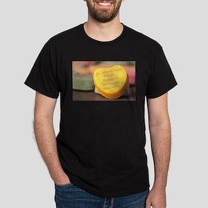 VD more than Valentine's Day Dark T-Shirt