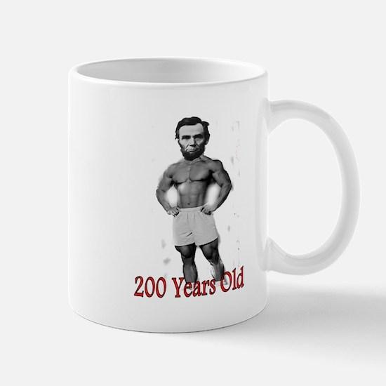 More Lincoln Mug