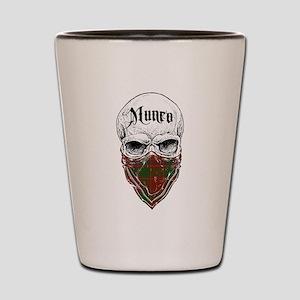 Munro Tartan Bandit Shot Glass