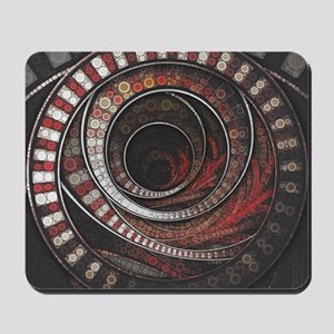 The One Thousand and One Rings of the Ci Mousepad