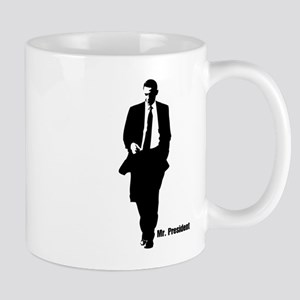 Mr. President (Obama Silhouet Mug
