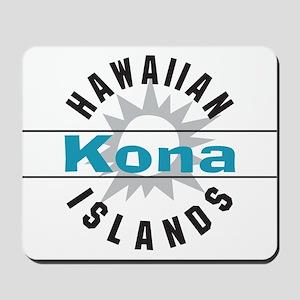 Kona Hawaii Mousepad