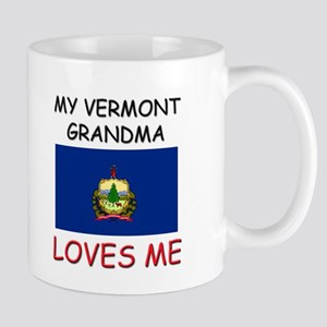 My Vermont Grandma Loves Me Mug
