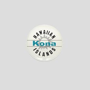 Kona Hawaii Mini Button
