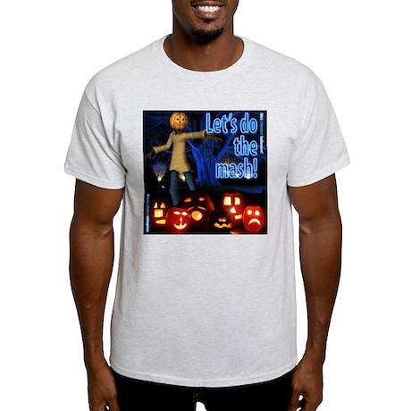 Monster Mash! Ash Grey T-Shirt