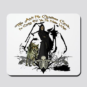 Grim Reaper Mousepad