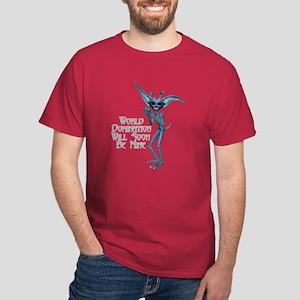 Evil Alien Dark T-Shirt