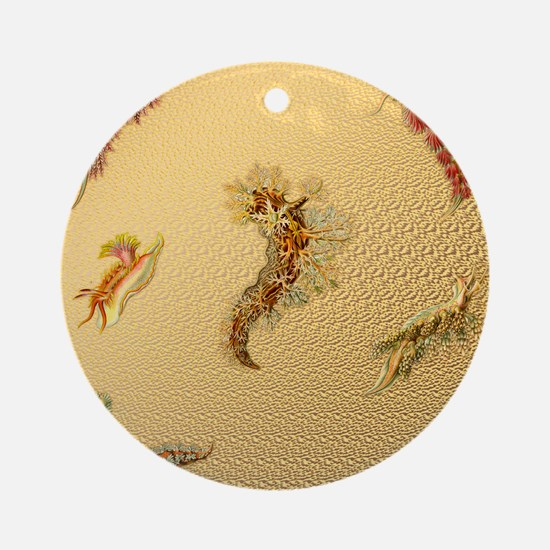Important Names Ornament (Round)