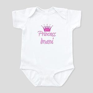 Princess Imani Infant Bodysuit