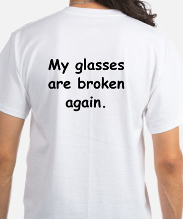Tape and Glasses - T-Shirt