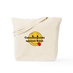 Cunnilinguists against Bush Tote Bag