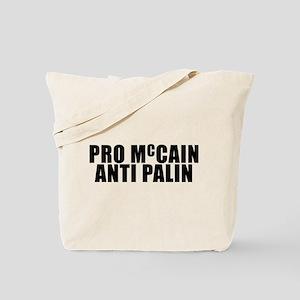 Pro McCain Tote Bag