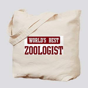 Worlds best Zoologist Tote Bag