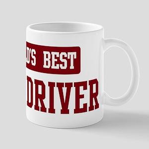 Worlds best Taxi Driver Mug