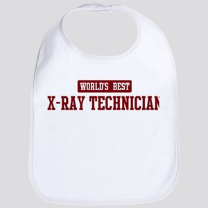 Worlds best X-Ray Technician Bib