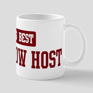 Worlds best Talk Show Host Mug