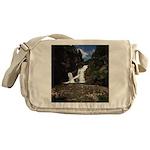 Cameron Falls Waterton Messenger Bag