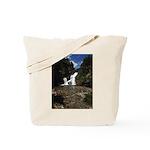 Cameron Falls Waterton Tote Bag