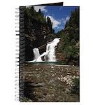 Cameron Falls Waterton Journal
