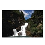 Cameron Falls Waterton Postcards (Package of 8)
