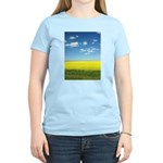 canola fields T-Shirt