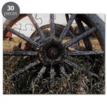 Wagon Wheels Puzzle