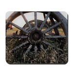 Wagon Wheels Mousepad