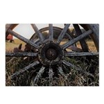 Wagon Wheels Postcards (Package of 8)