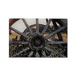 Wagon Wheels Magnets