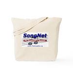 SongNet Tote Bag