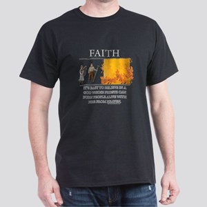Faith Dark T-Shirt