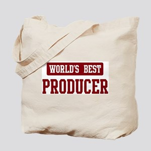Worlds best Producer Tote Bag