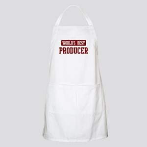 Worlds best Producer BBQ Apron