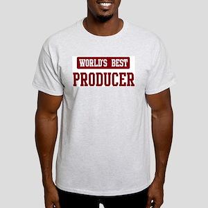 Worlds best Producer Light T-Shirt