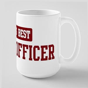 Worlds best Parole Officer Large Mug