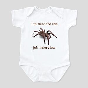 """""""job interview"""" Infant Creeper"""