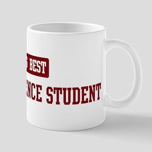 Worlds best Political Science Mug